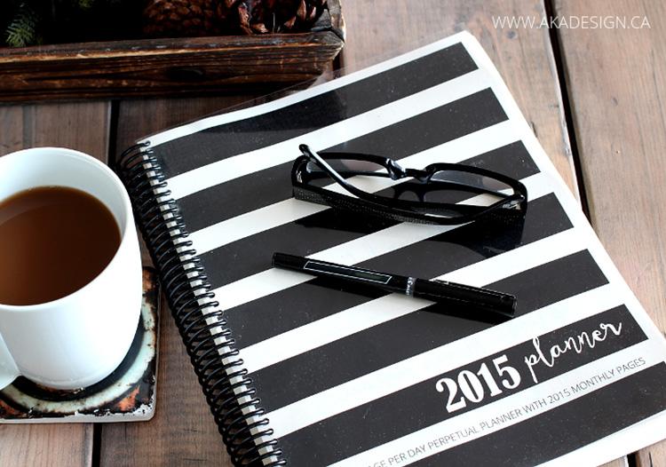 free 2015 calendar and planner printable