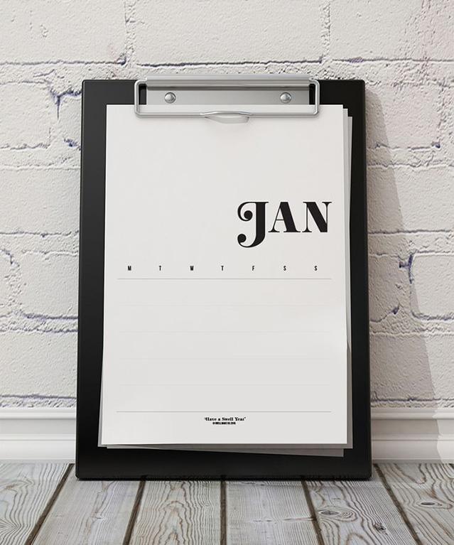 2015 free calendar printable