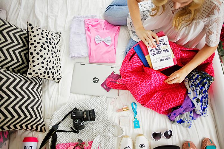 travel bag packing tips