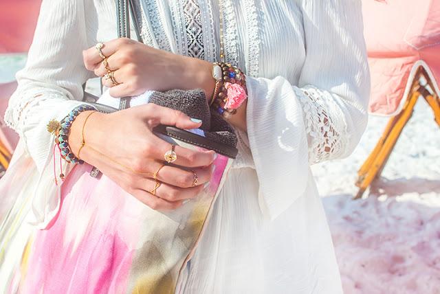 what jewelry to wear on a beach trip