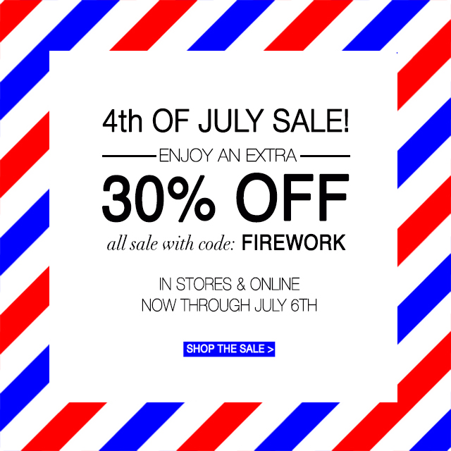 Best Sales This Weekend: The Best 4th Of July Sales To Shop This Weekend