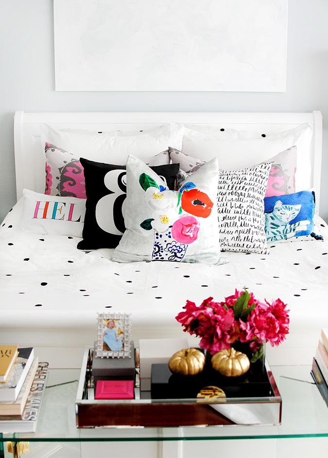 pillow kate book playground pillows spade mystery