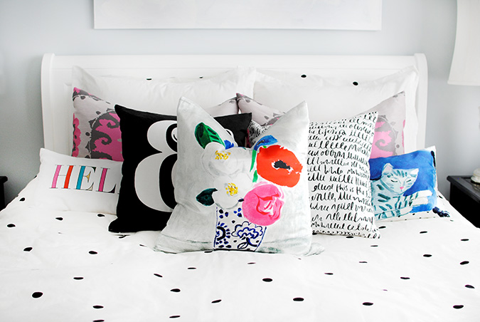 Kate Spade Decorative Pillows