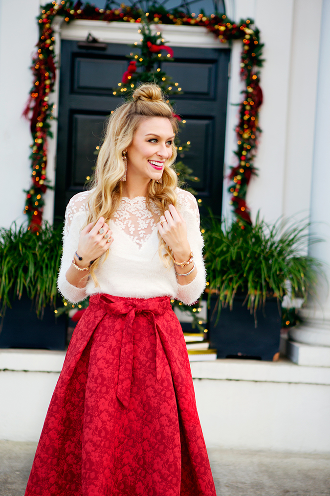 what to wear for christmas eve