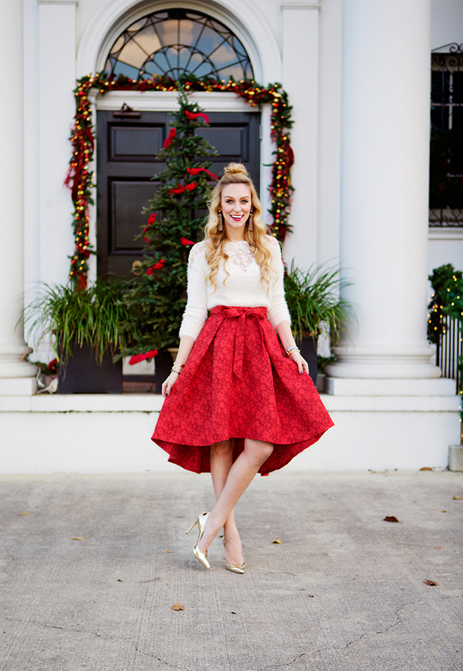 christmas eve outfit inspiration