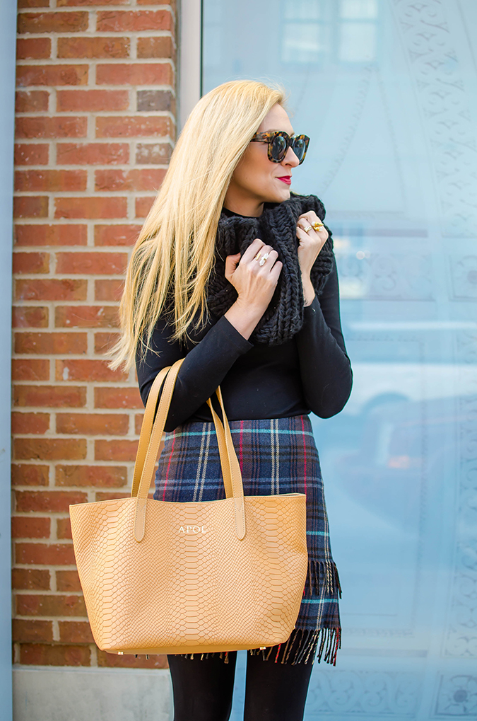 cute outfit that will help you stay warm this winter