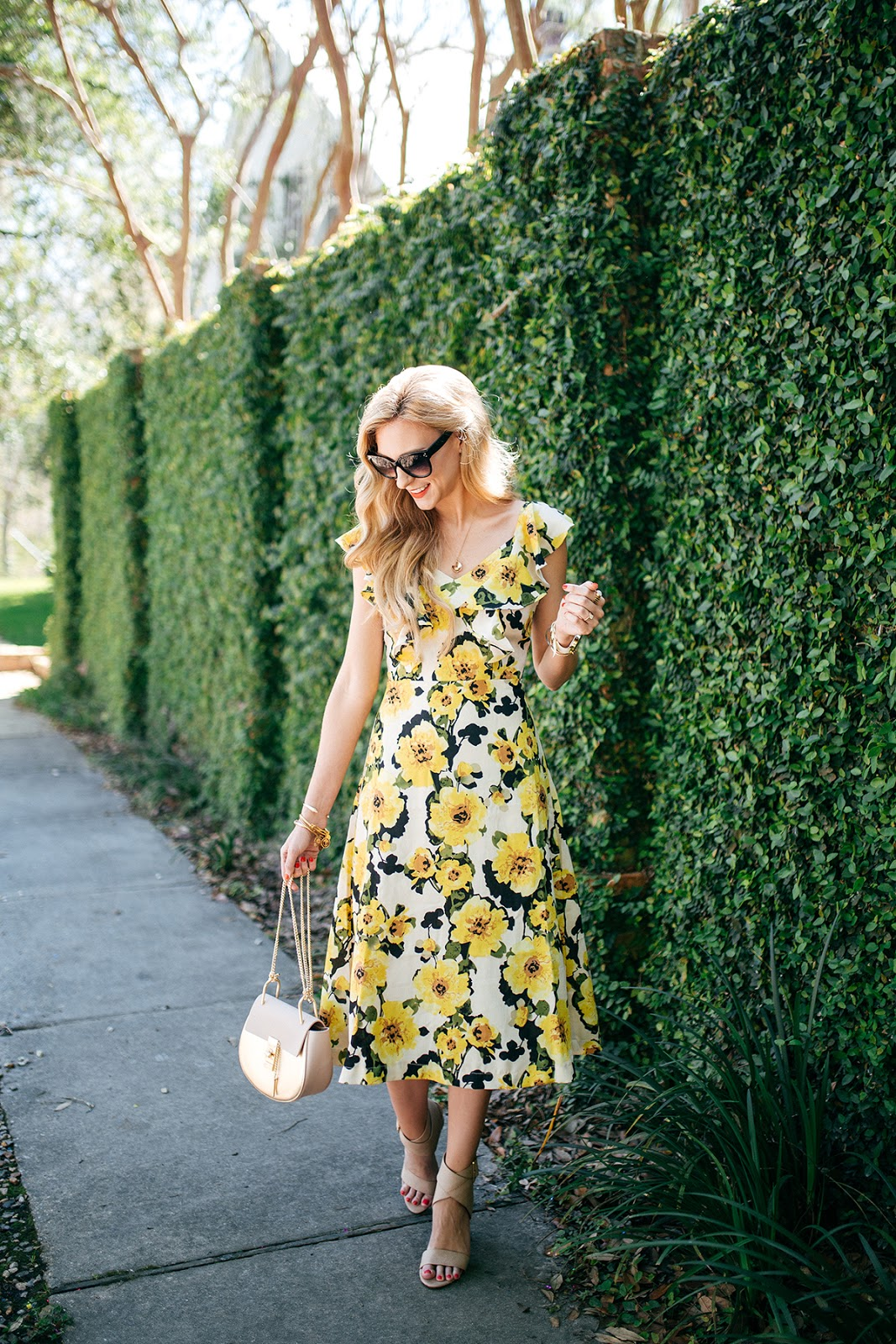 the sweetest wedding guest dress for under $100