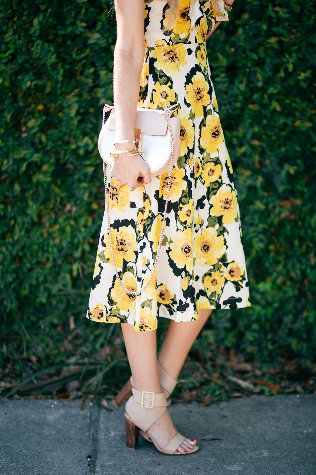 spring wedding guest dress option