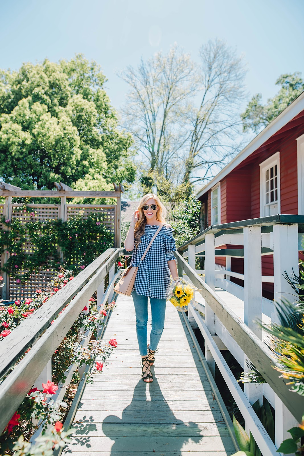 20+ gingham pieces for spring