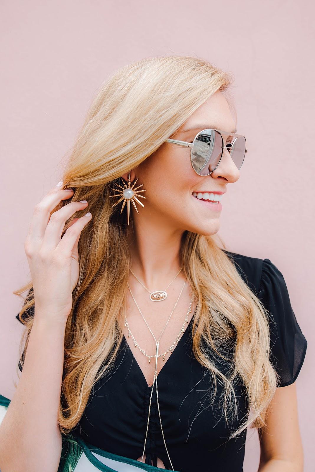 Kendra Scott sayers earrings