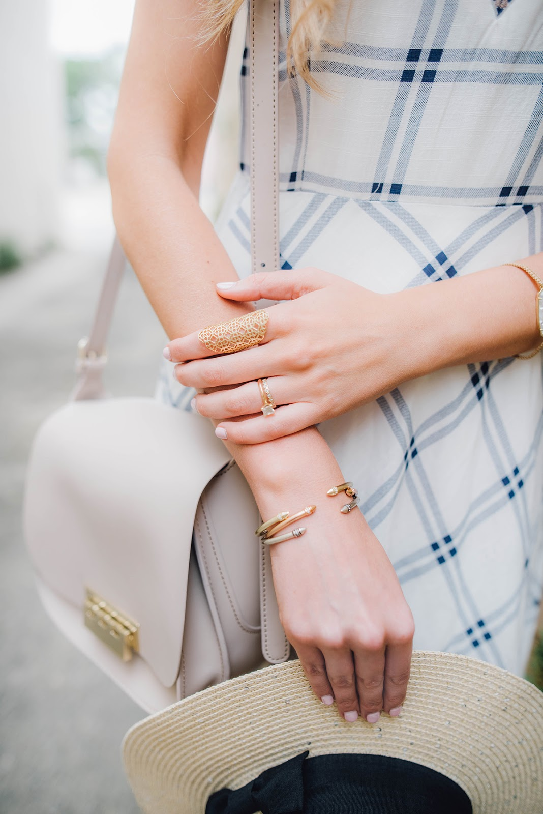 Kendra Scott Madolyn bracelet bangle set