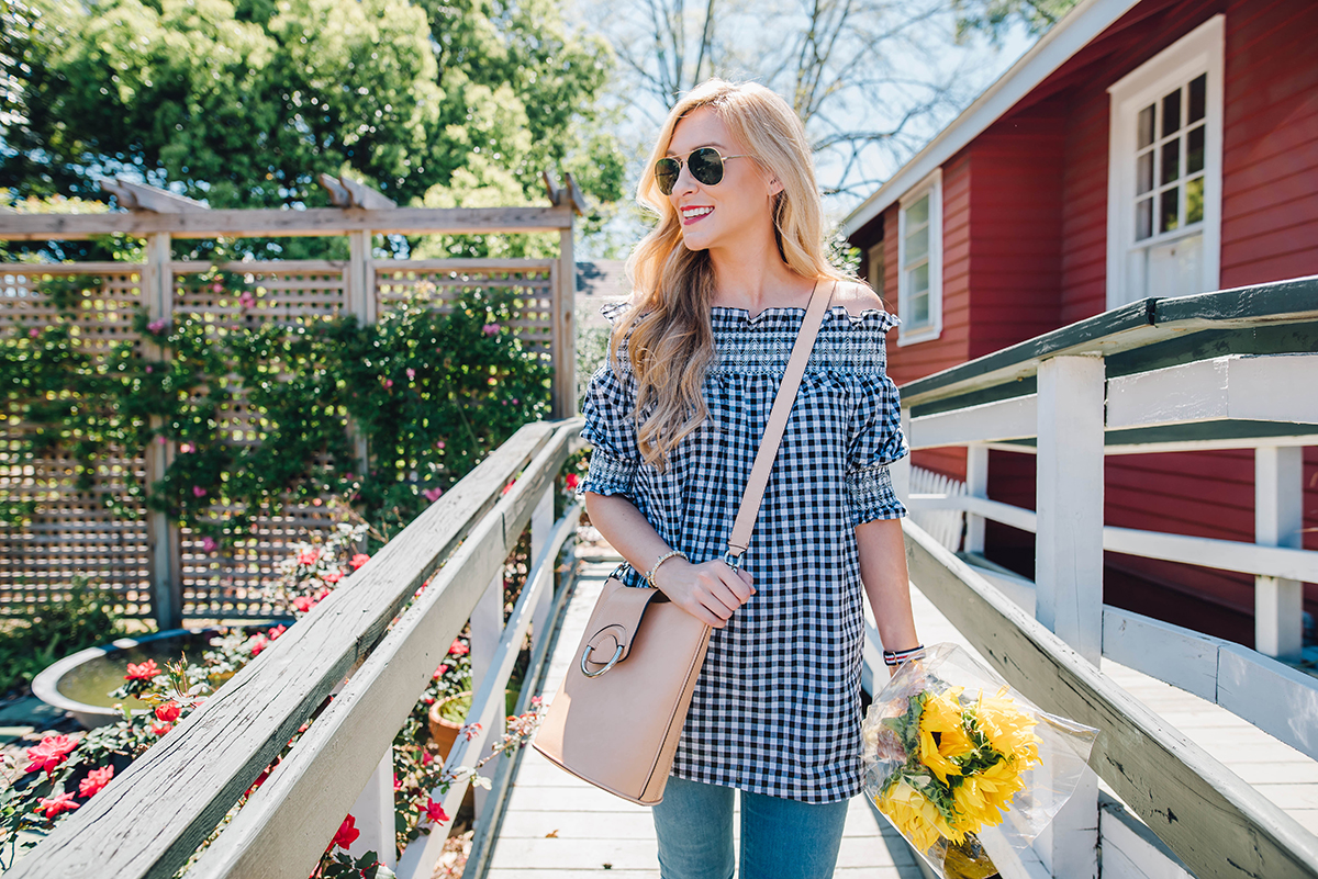 20+ gingham outfit pieces for spring