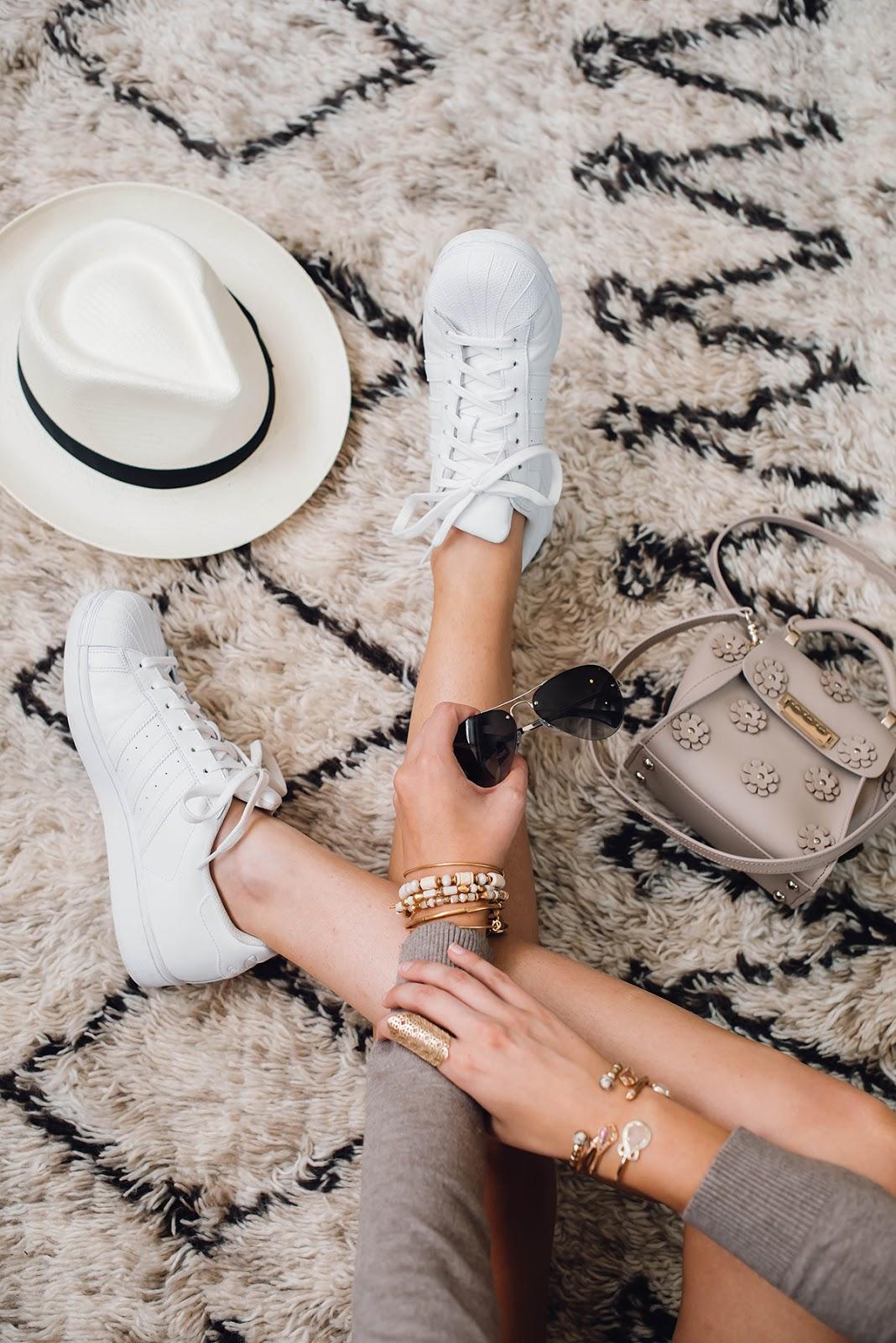 Favorite 2016 Trends Still Happening | Adidas Superstar Sneakers | Trends to wear in 2017