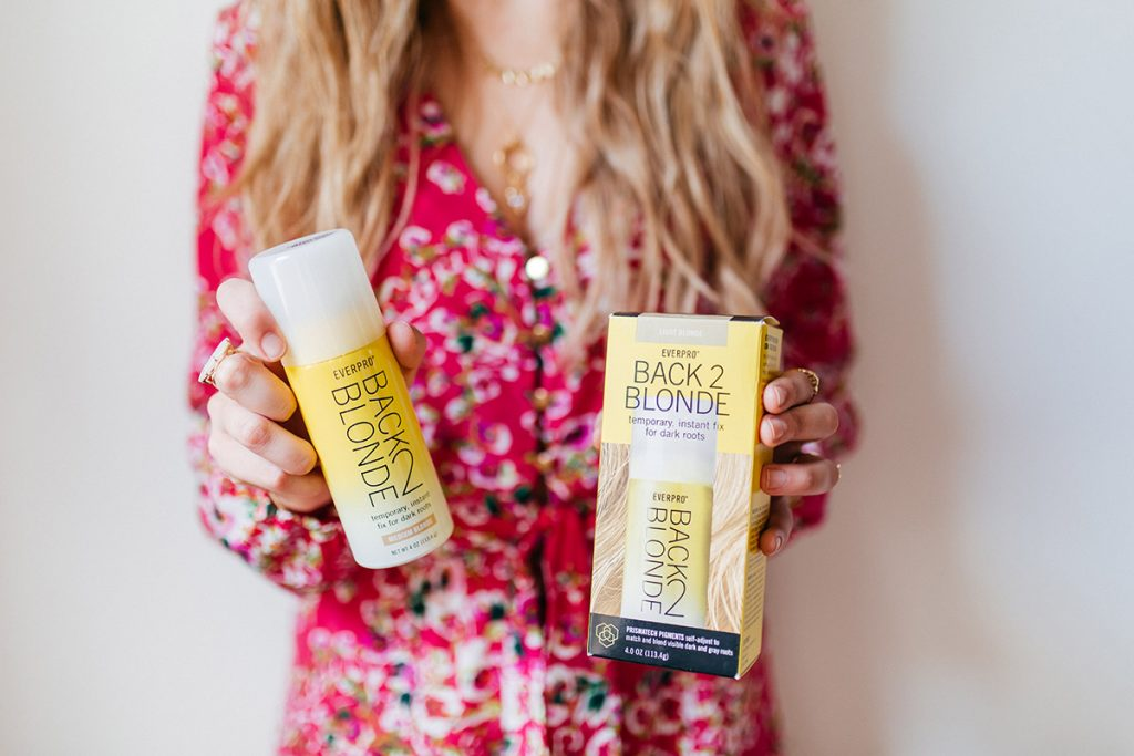 Root Touch Up Spray Blonde Best Hairstyles 2018