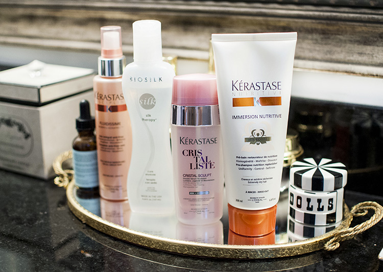 kerastase for long hair