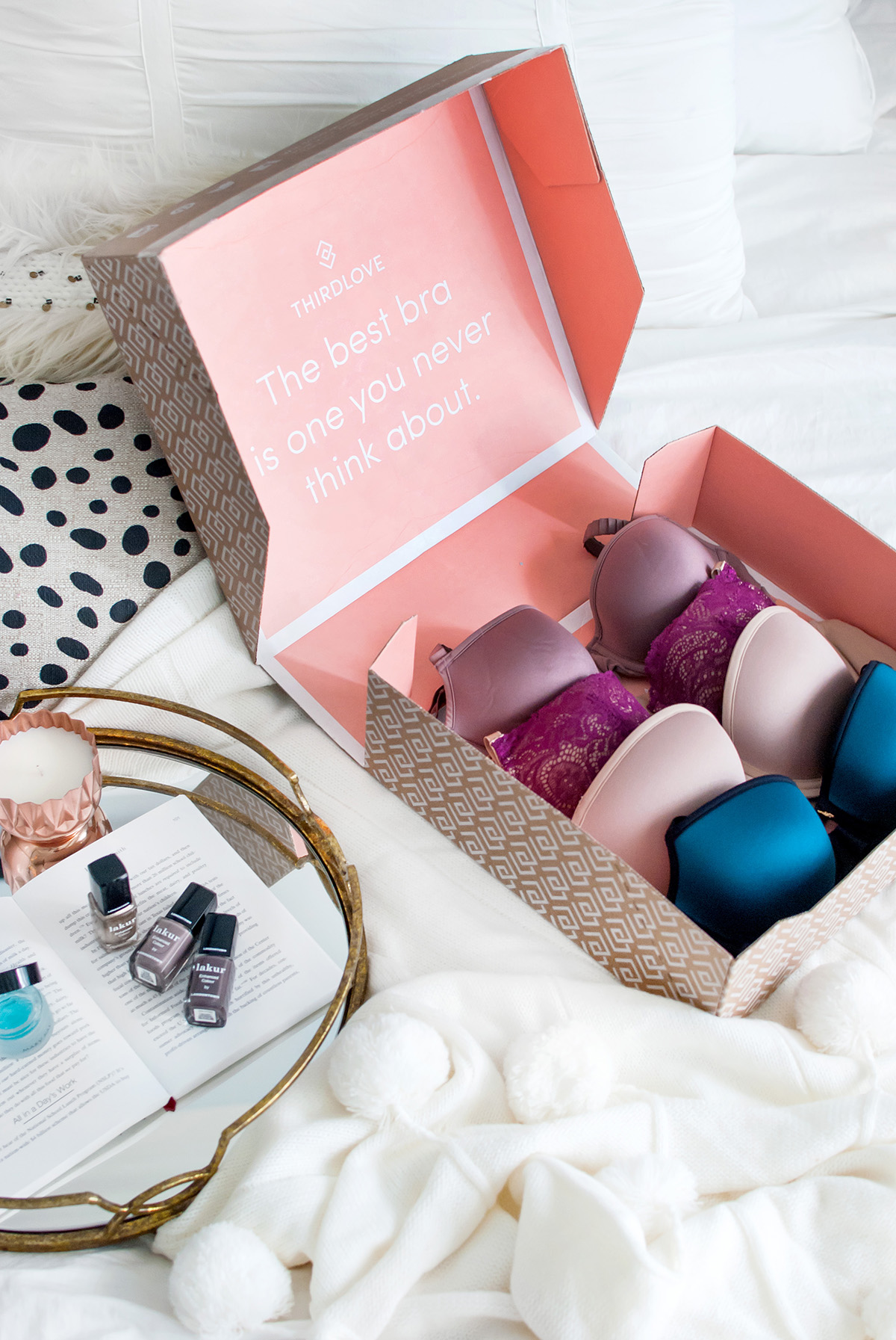 thirdlove little luxuries at home