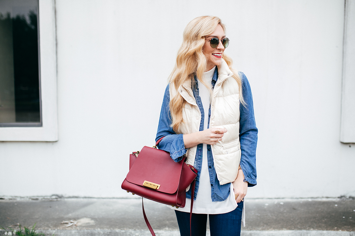 Winter Denim Trends | Denim on Denim