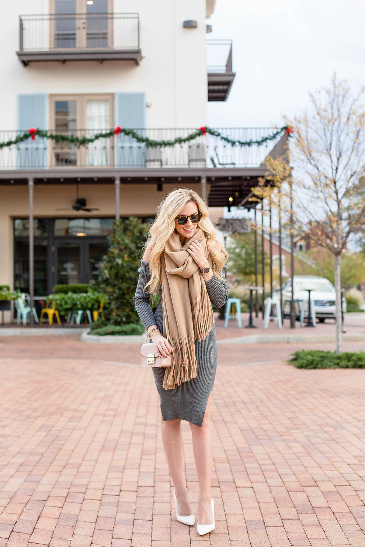 versatile sweater dress