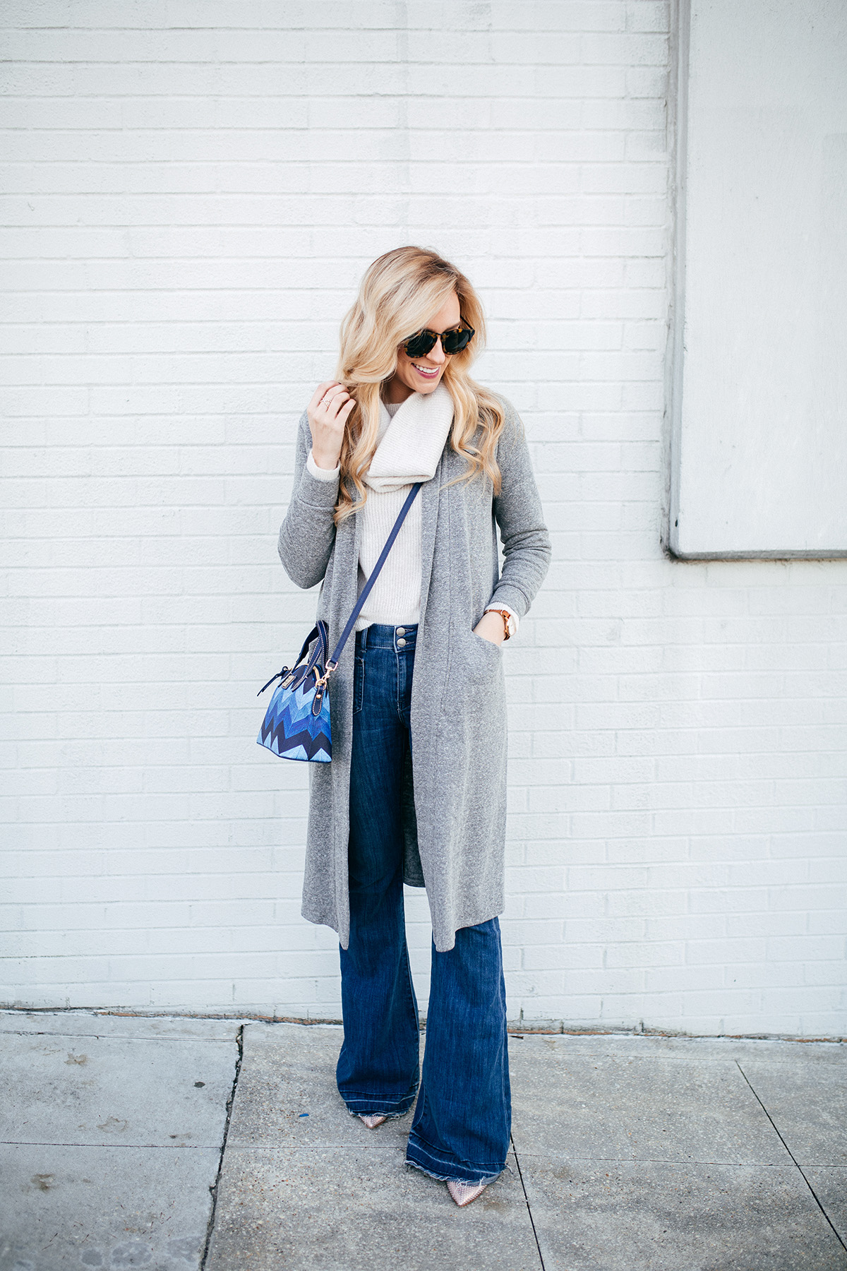 winter denim trends