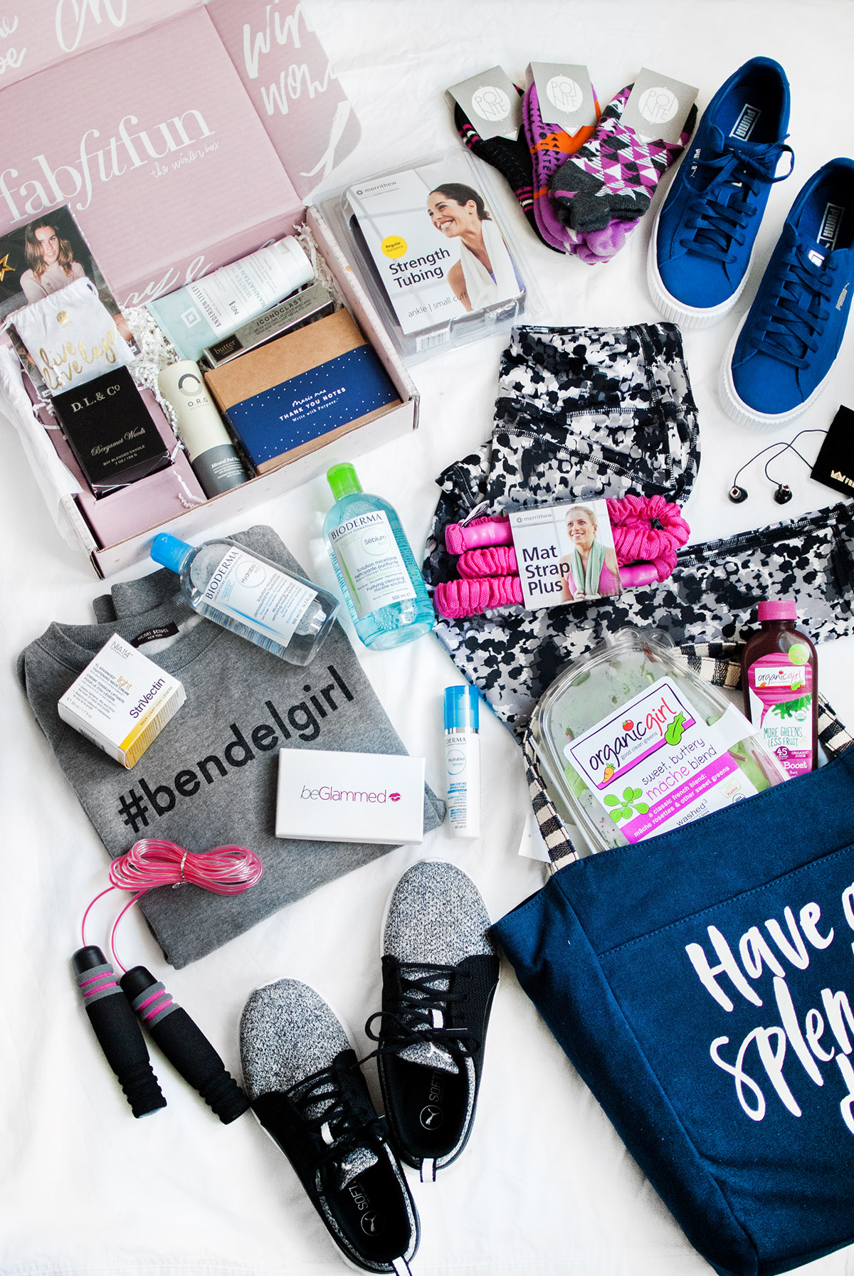 New Year's Fitness Giveaway