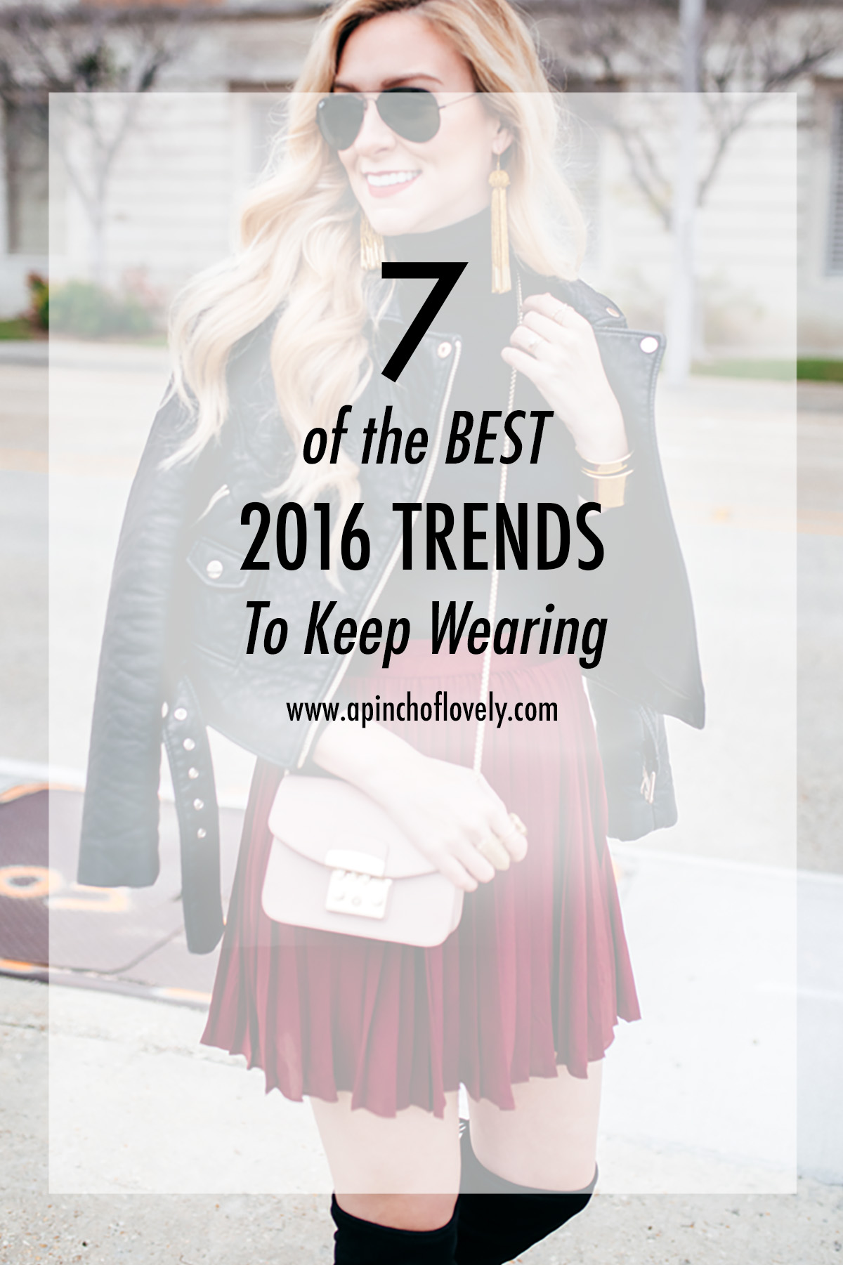 7 Trends to Try in 2017