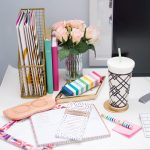 The cutest desk accessories to get organized and motivated!