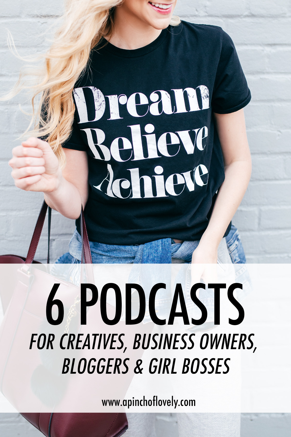 6 Inspiring Podcasts for personal growth and business strategy