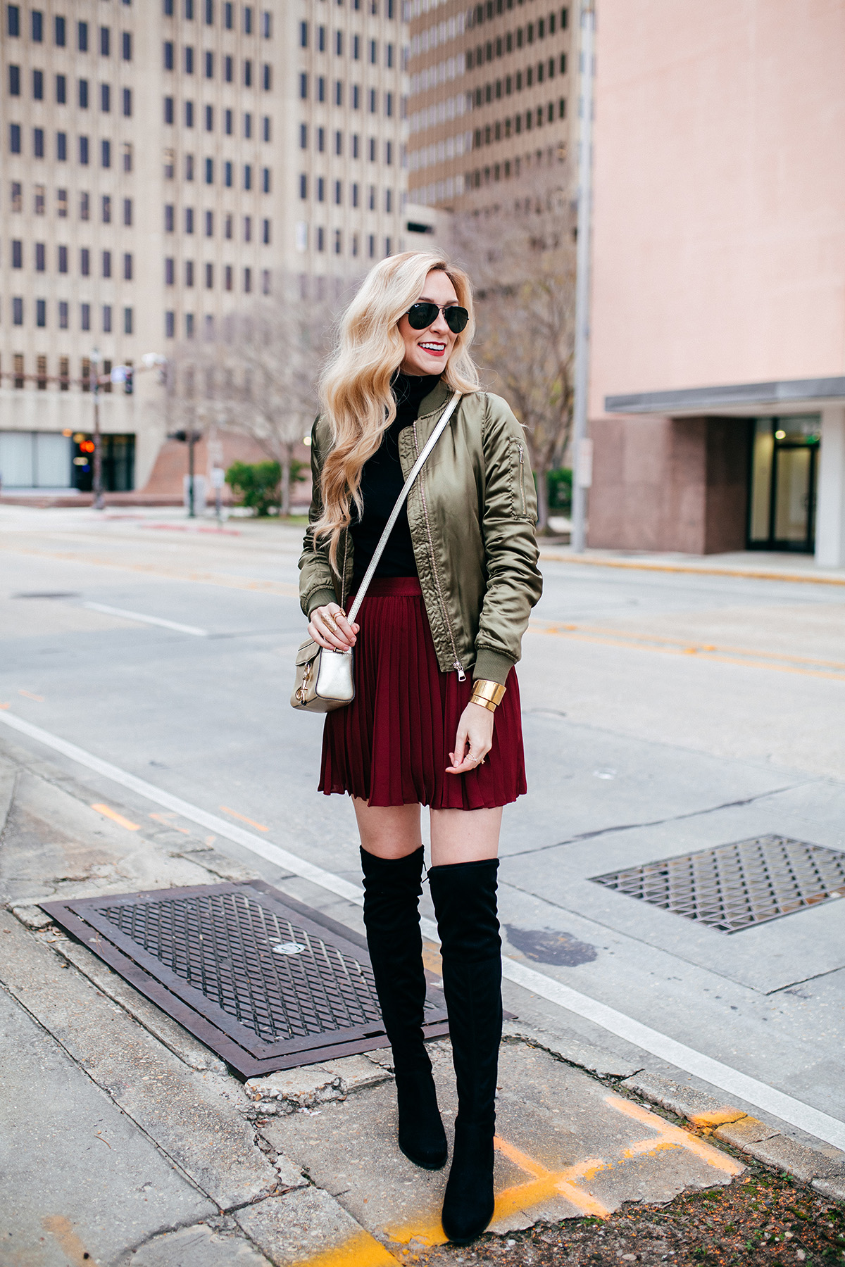 Favorite 2016 Trends Still Happening | Pleated Skirts | Trends to wear in 2017