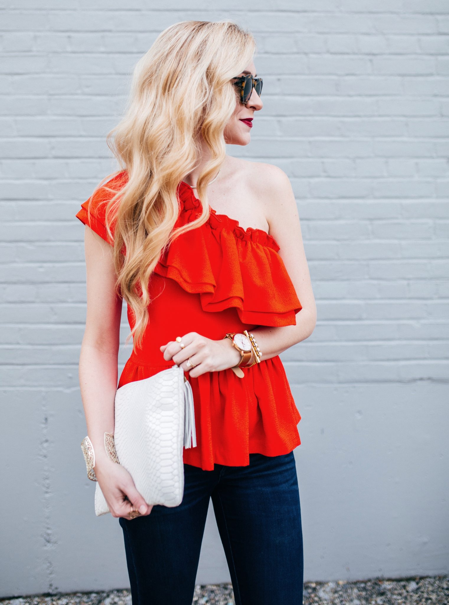 The Best Spring Ruffle Tops | 4 Ways to Wear for Under $100