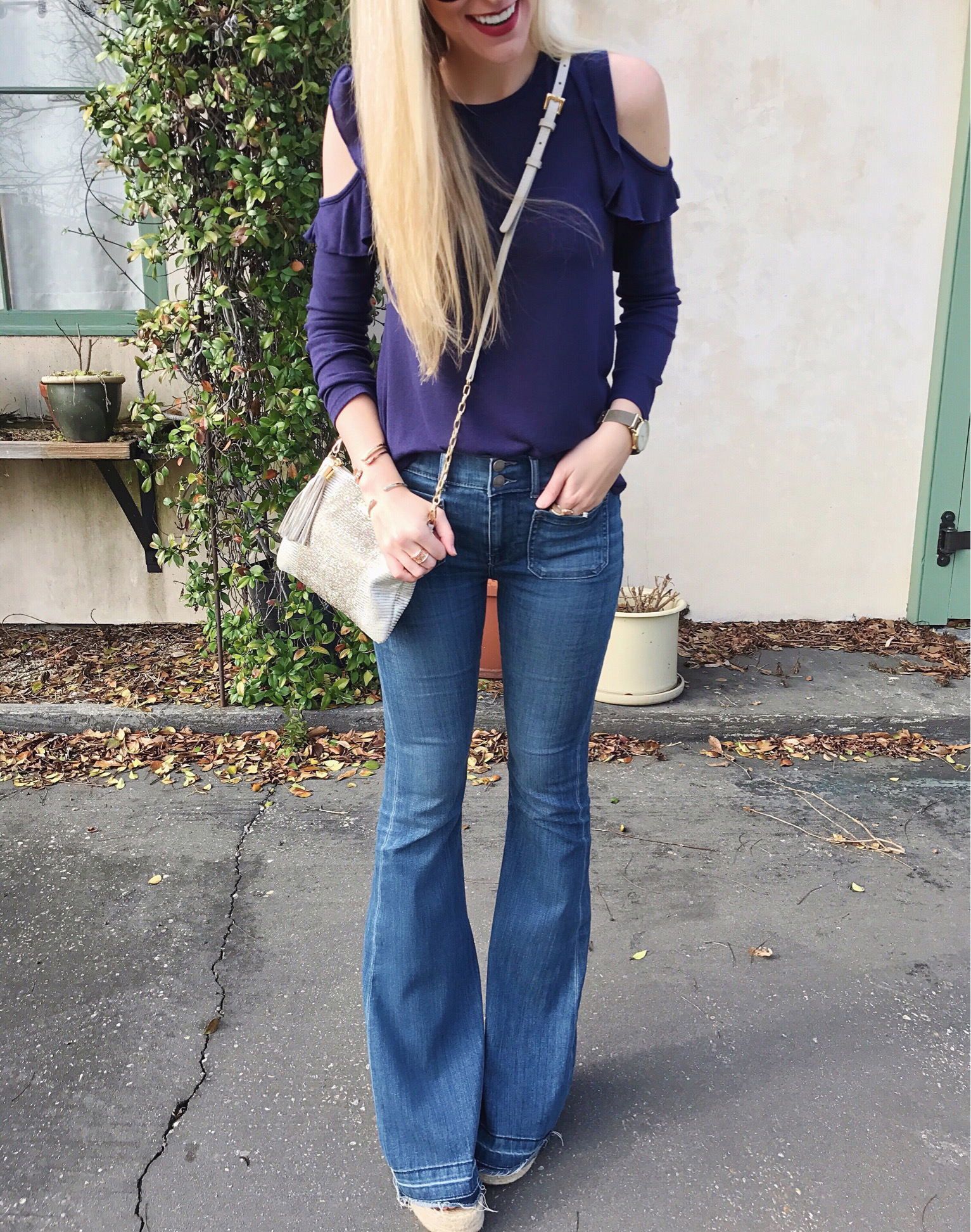 The Best Spring Ruffle Tops   4 Ways to Wear for Under $100