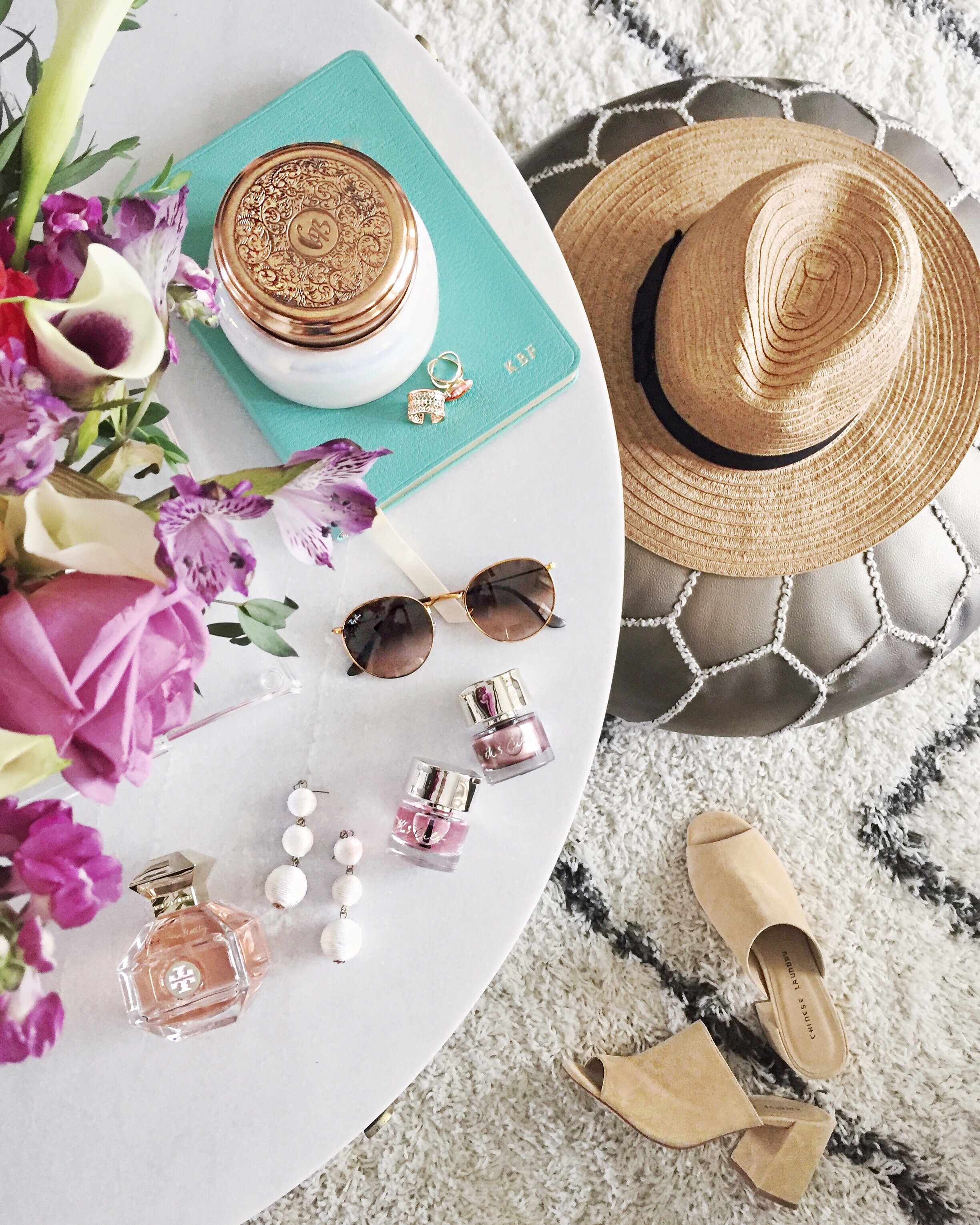 Tan Mules   Spring Outfit Ideas