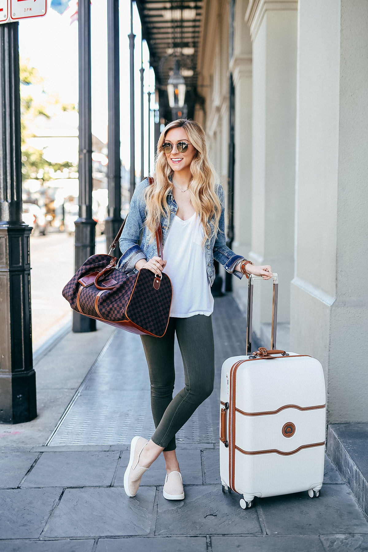 Spring Travel Bucket List | Spring Travel Outfit