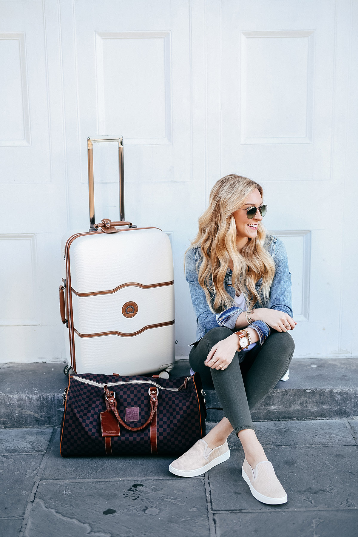 Spring Travel Bucket List   Spring Travel Outfit