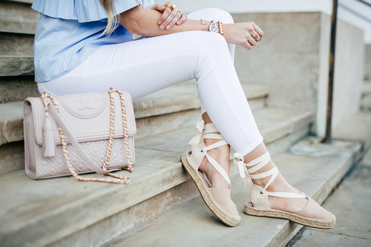 Nordstrom Spring Shoes Shopping Guide | Lace-Up Espadrilles