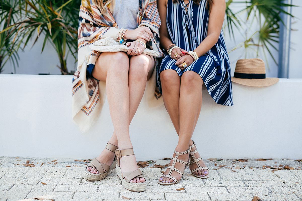 Sole Society Spring Sandals | Sandals Under $100