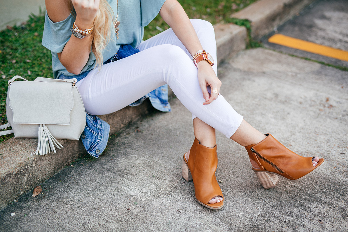 Nordstrom Spring Shoes Shopping Guide | Open-Toe Booties