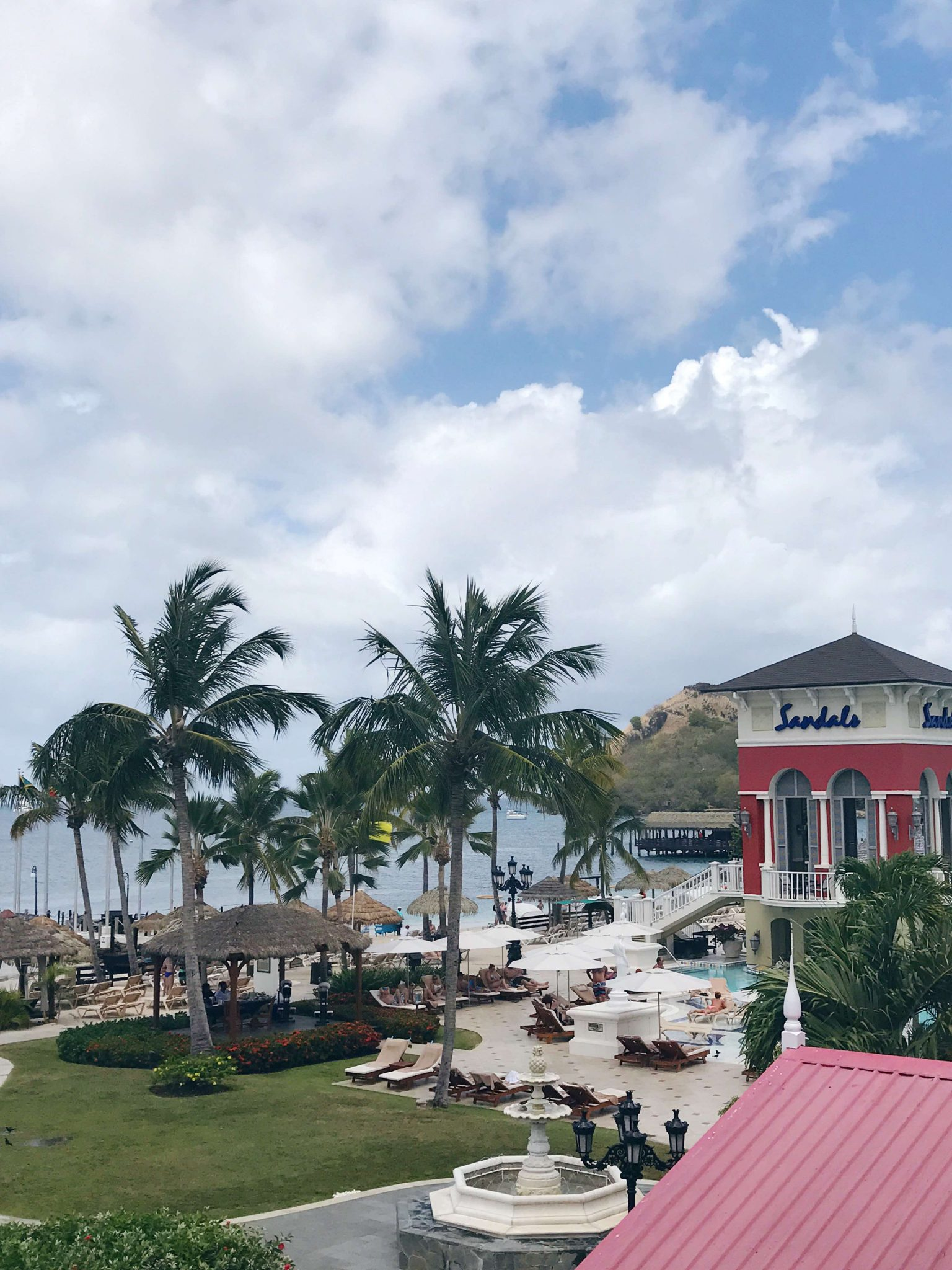 Sandals Grande St. Lucian | My First All-Inclusive Resort Experience