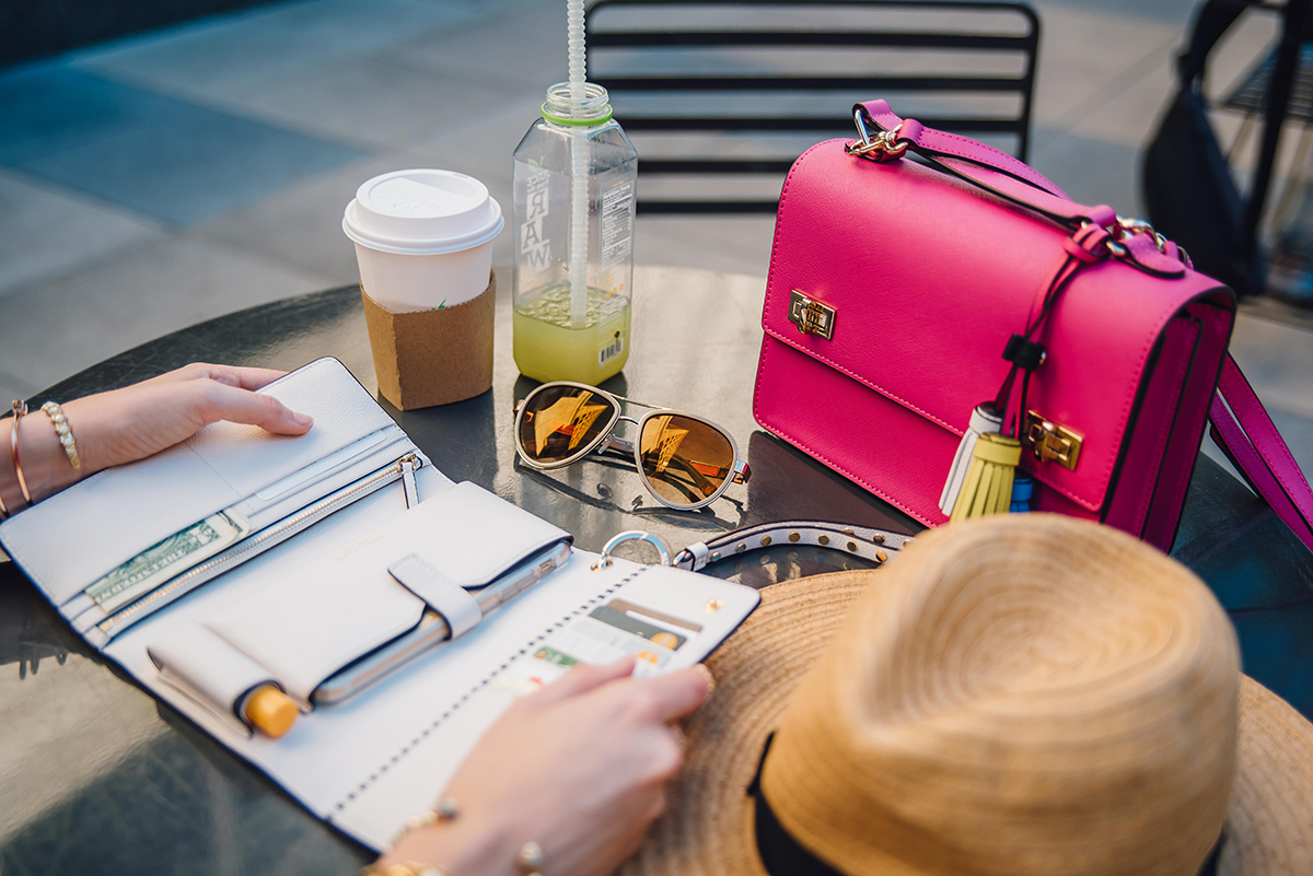 Travel Accessories | Henri Bendel Uptown Out and About Wallet Organizer