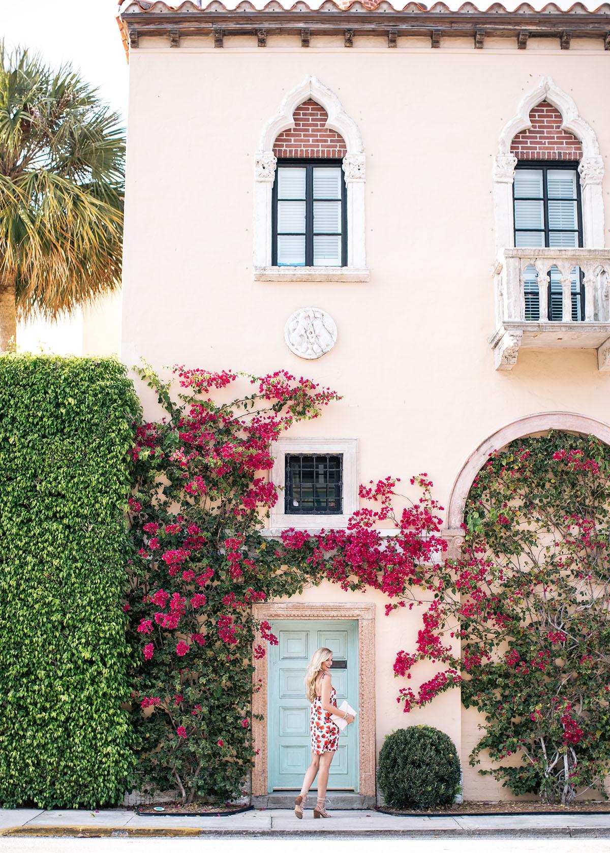 Best Packable Vacation Dresses | Summer Slip Dress | Peruvian in Palm Beach