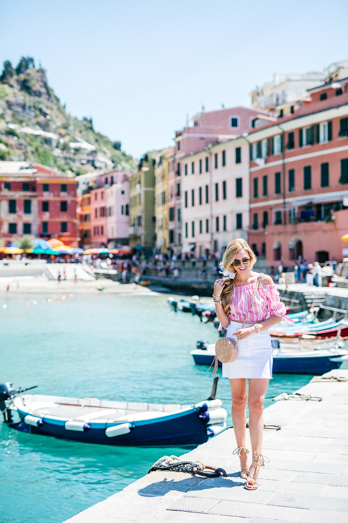 Planning Your Trip to Cinque Terre | Italy Bucket List | Italy Travel Outfits