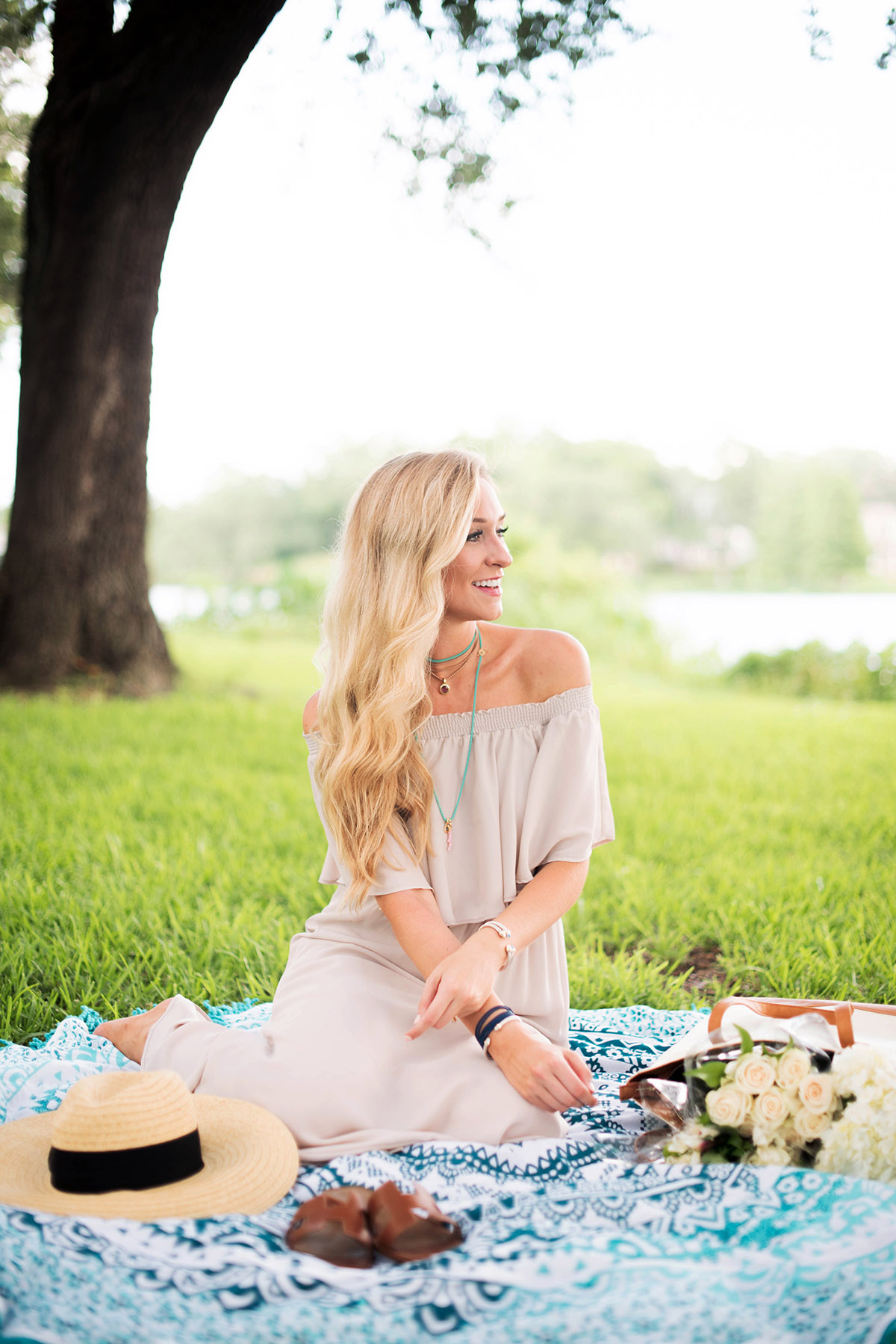 Summer Picnic Inspiration | David Yurman | Show Me Your Mumu