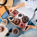 Summer Bucket List Ideas | Donut & Coffee Date
