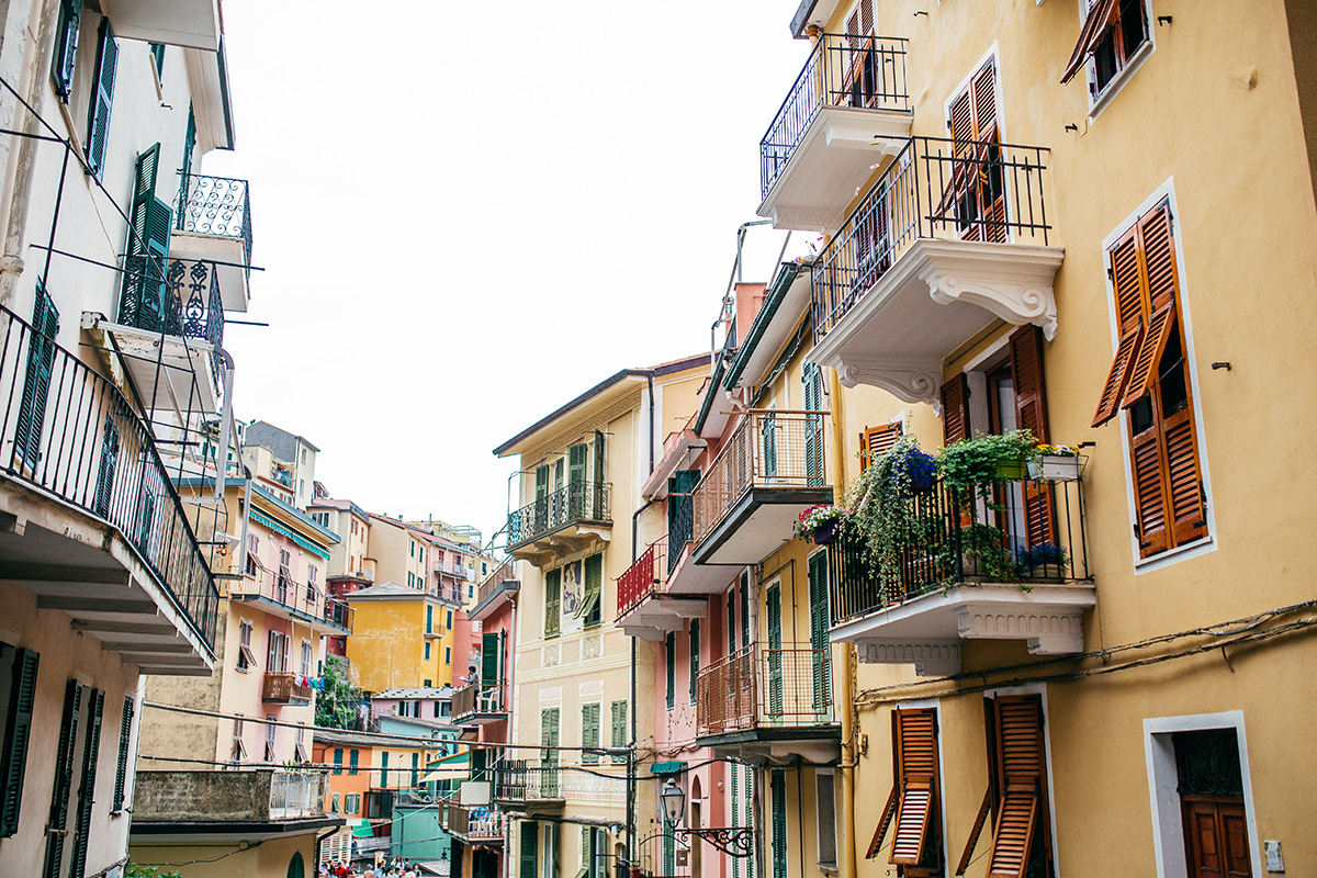 Cinque Terre Travel Tips | The Five Cities of Cinque Terre