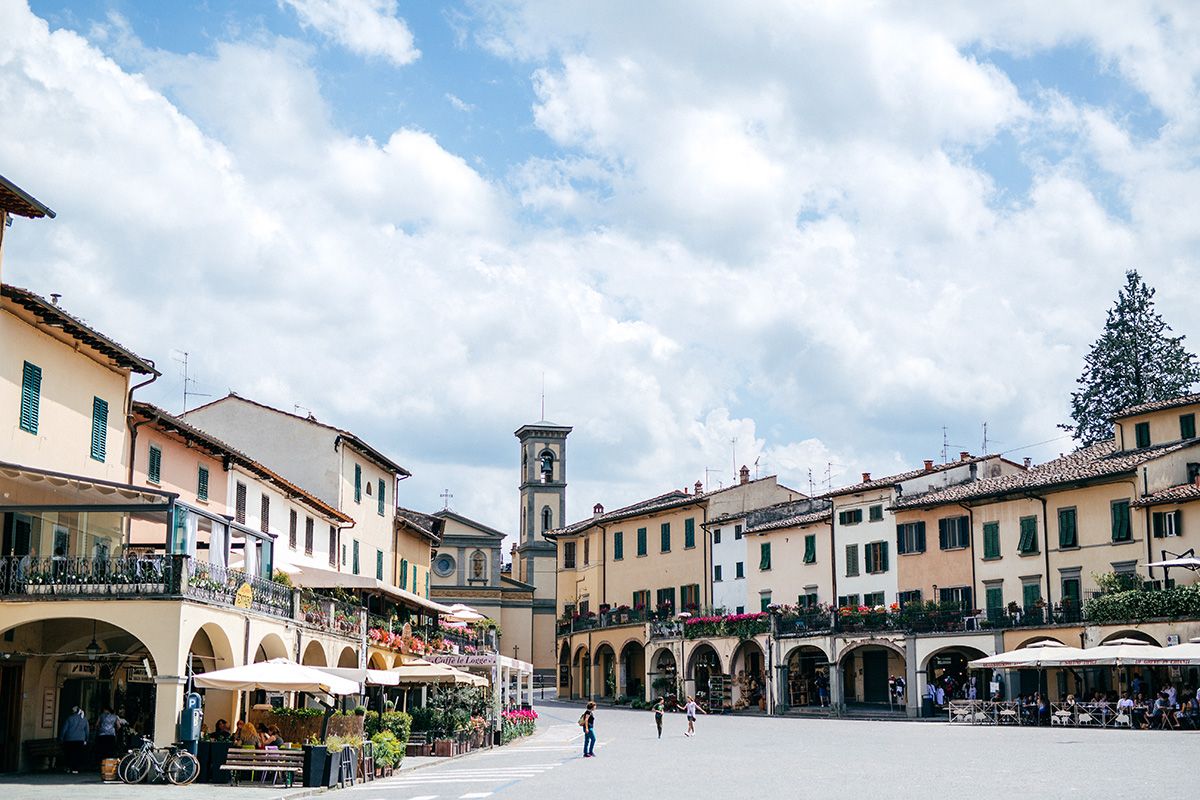 Tuscany Guide | The Town of Greve in Chianti