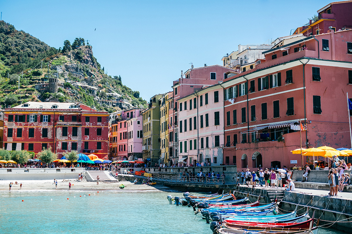 Cinque Terre Travel Tips | The Five Cities of Cinque Terre