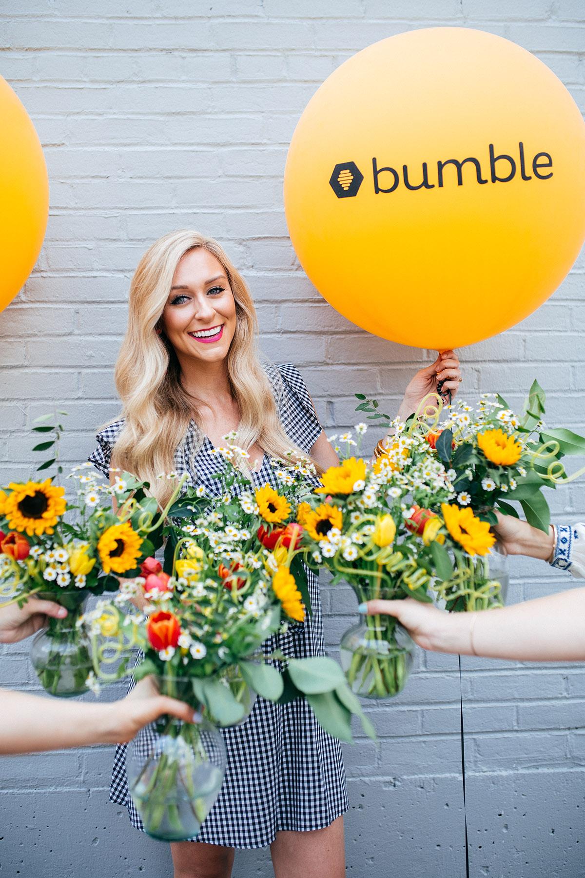 Floral Arranging Brunch | How To Plan A BumbleBFF Meet Up