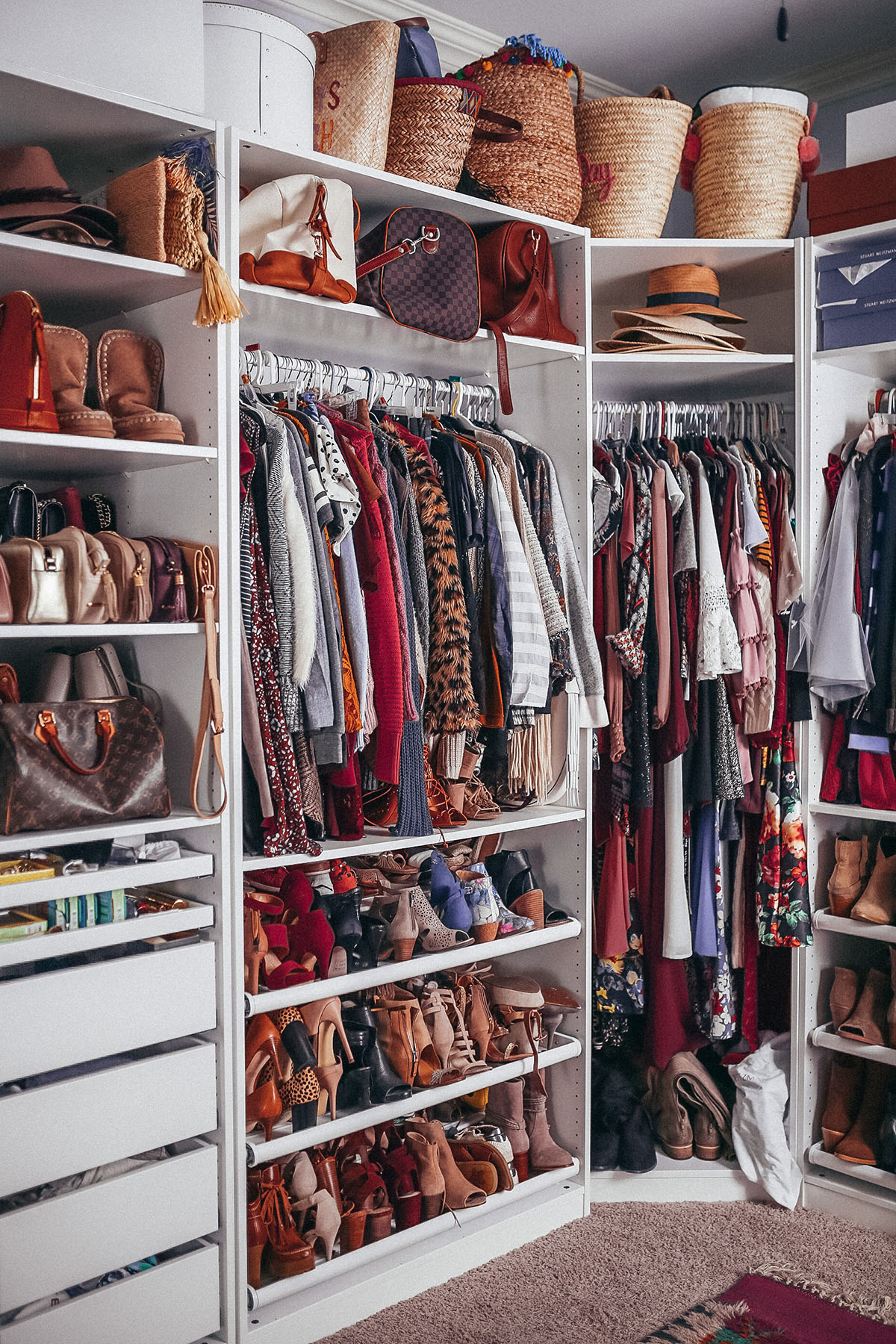How to clean out your closet closet organization tips for How to clean and organize your closet