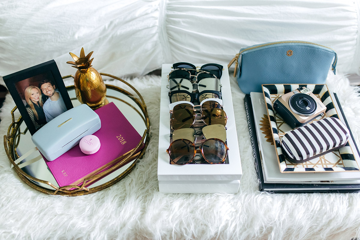 How To Stay Organized At Home | Using Accessory Trays
