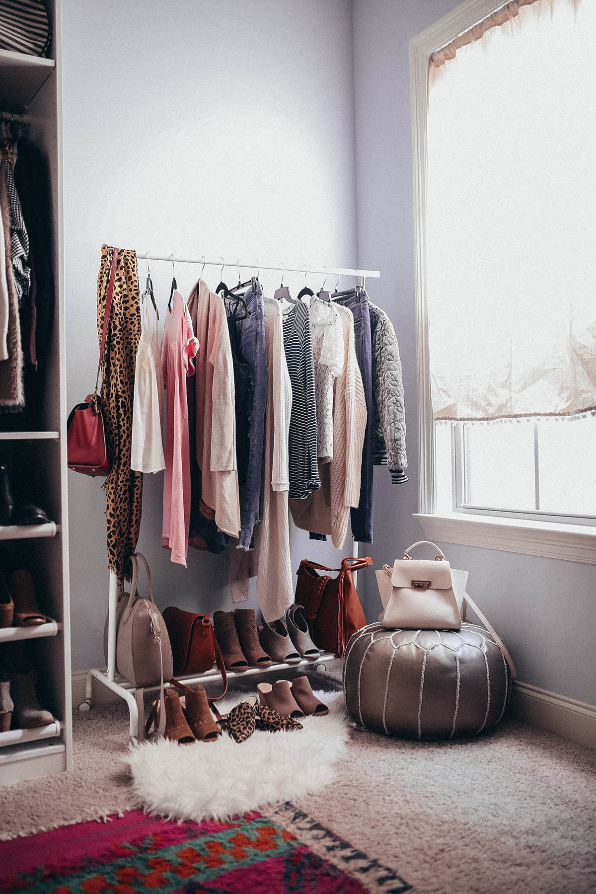 How to Clean Our Your Closet | Closet Organization