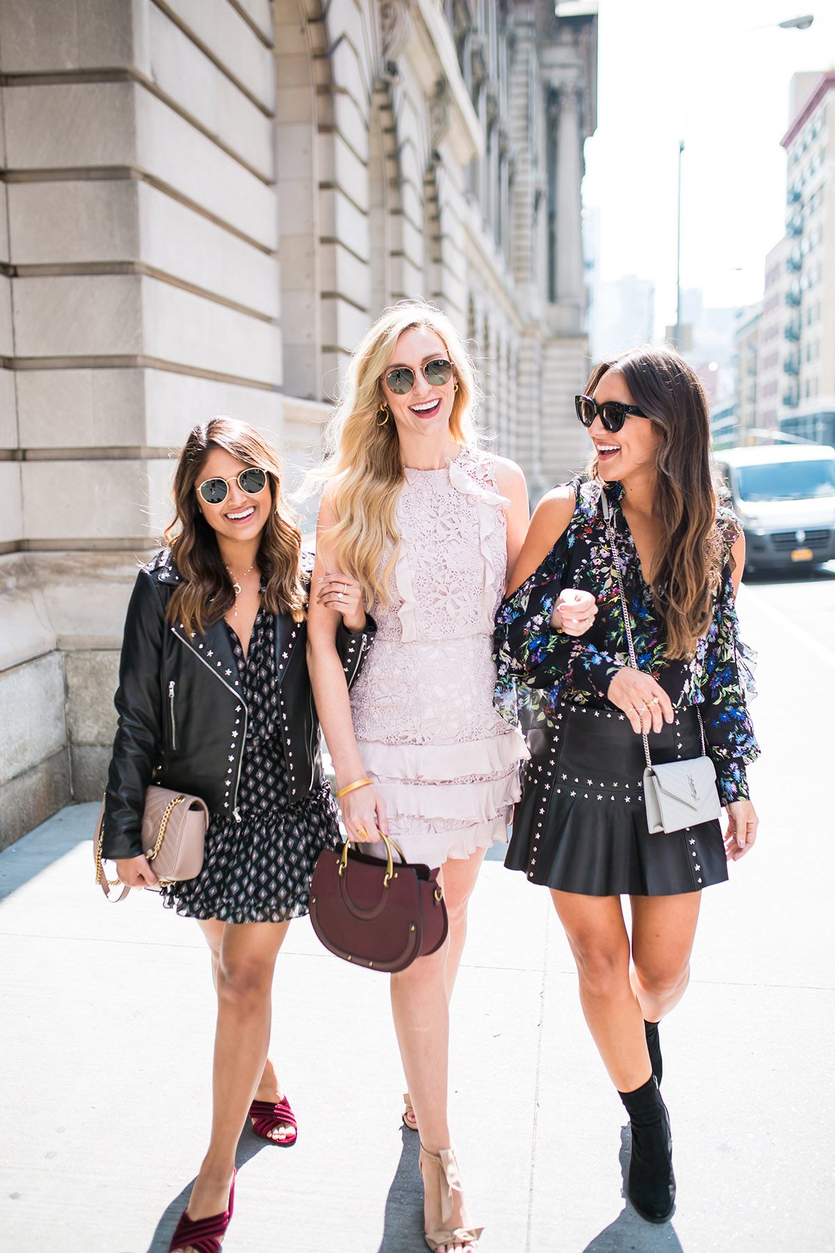 My Approach to NYFW this season | NYFW Blogger Recap